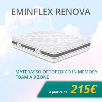Materassi In Memory Foam Eminflex.Materasso Mito Eminflex Materasso Eminflex Singolo Mito Nuovo