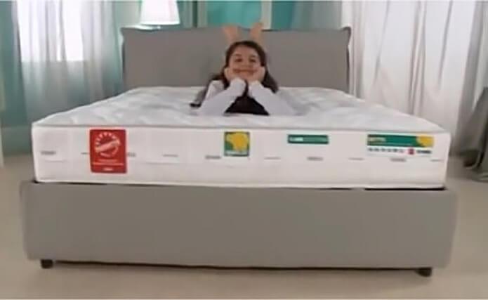 Materasso Mito Eminflex Prezzo.Materasso Eminflex Per Bambini