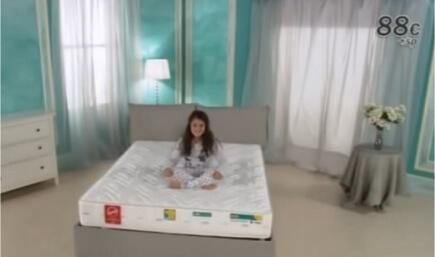 Offerte materassi per bambini for Offerte eminflex materassi