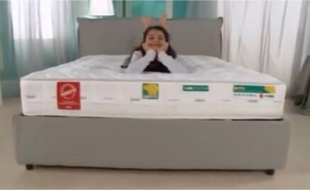 Caratteristiche Materasso Mito Eminflex.Offerte Materassi Per Bambini