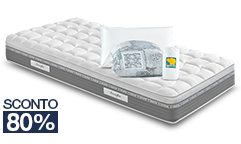 Prezzi dei materassi eminflex for Mondo convenienza materassi singoli