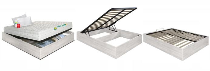 Offerta Eminflex materasso e letto armadio contenitore Eminflex ...