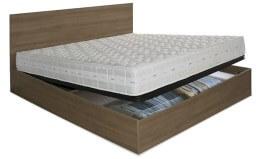 Offerta eminflex letto e materasso for Eminflex con letto ecopelle