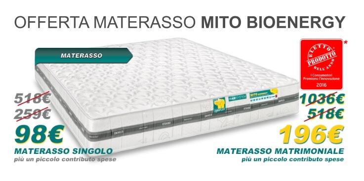 Materasso Mito Eminflex Prezzo.Materassi Eminflex E Sconti Promozionali