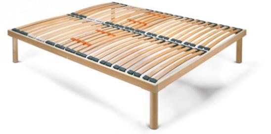 Offerte reti a doghe in legno eminflex for Eminflex materassi memory